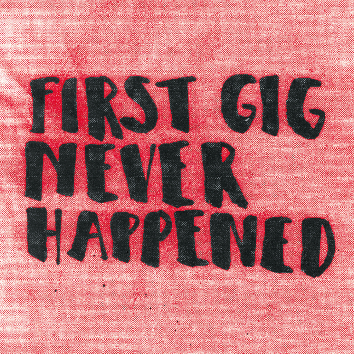 CD - First Gig Never Happened